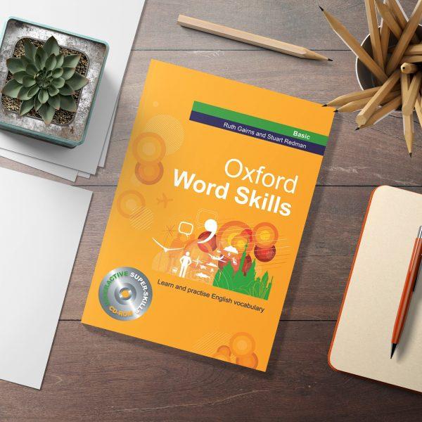 کتاب زبان Oxford word skills Basic