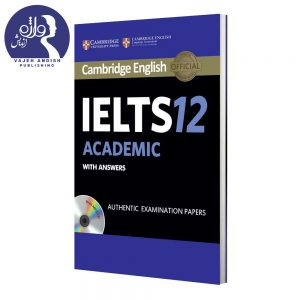 کتاب زبان Cambridge English IELTS 12 Academic