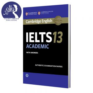 کتاب زبان Cambridge English IELTS 13 Academic