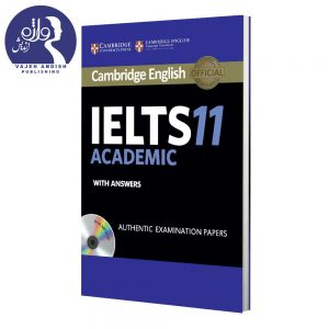کتاب زبان Cambridge English IELTS 11 Academic