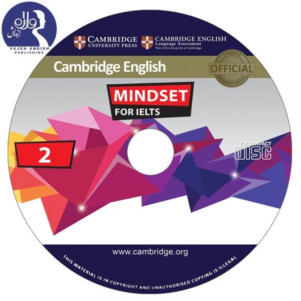 سی دی Mindset For IELTS 2