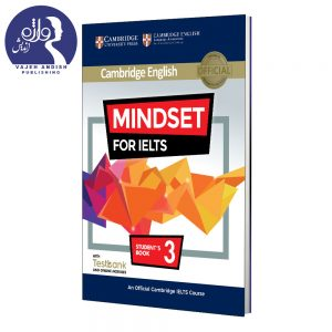 کتاب زبان Mindset For IELTS 3