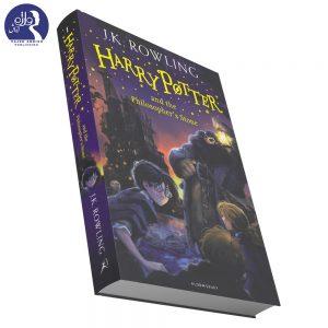رمان Harry Potter and the Philosopher's Stone
