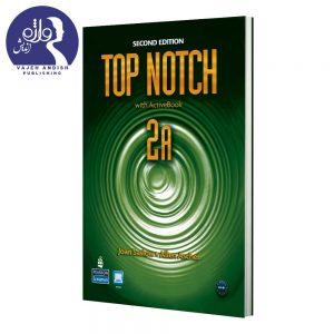 کتاب زبان Top Notch 2A ویرایش دوم