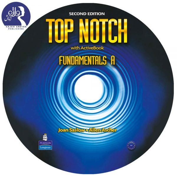سی دی top notch fundamental a