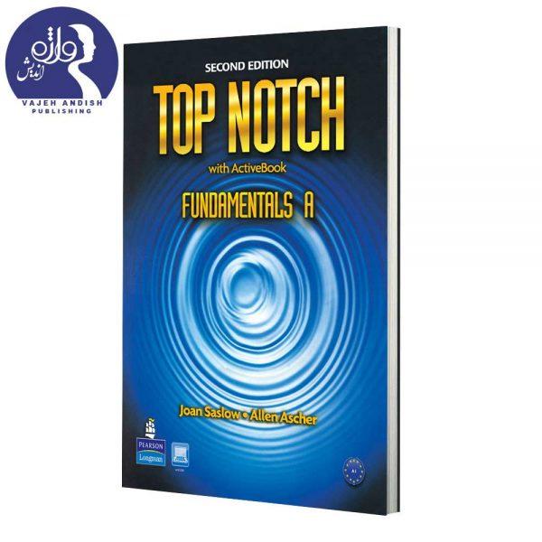 روی جلد top notch fundamental a