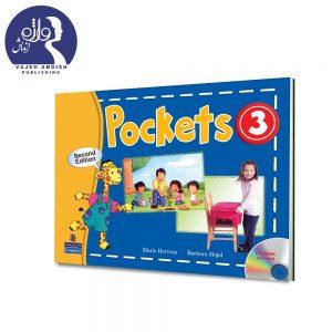 کتاب زبان Pockets 3