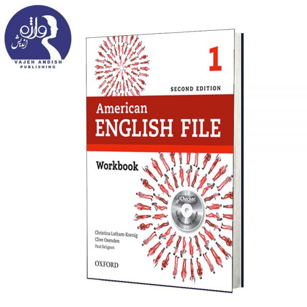 کتاب کار کتاب زبان 1 American English File