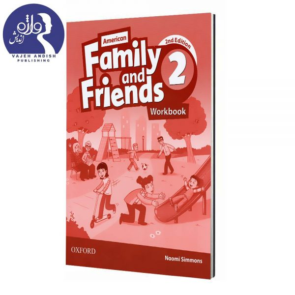 کتاب کار Family and friends 2