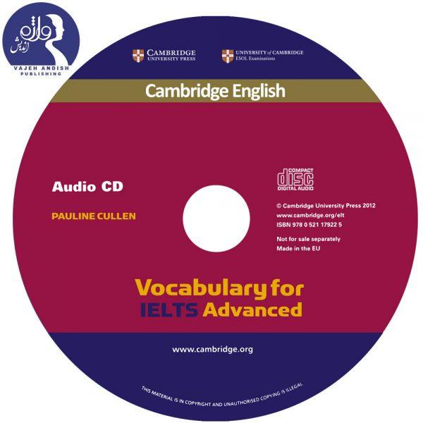 سی دی کتاب زبان Vocabulary for IELTS
