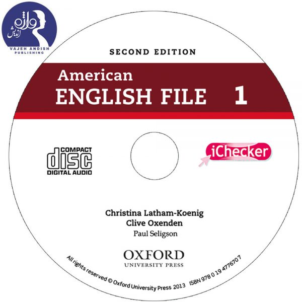 american english file 1 iChecker
