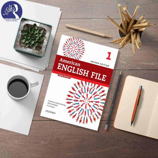 American English File 1 Second edition