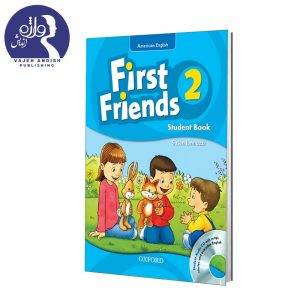 کتاب زبان American First Friends 2