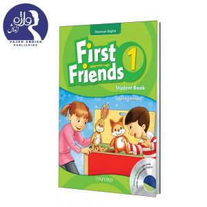 کتاب زبان American First Friends 1