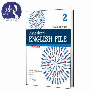 کتاب زبان 2 American English File