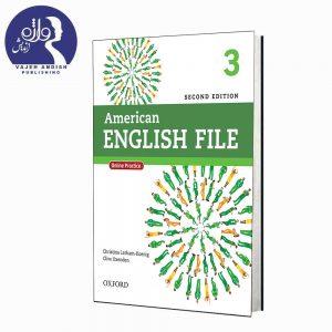 کتاب زبان 3 American English File