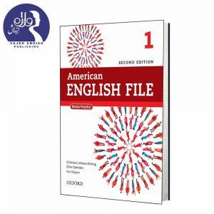 کتاب زبان 1 American English File