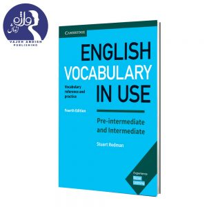 کتاب زبان English Vocabulary in Use Pre-intermediate