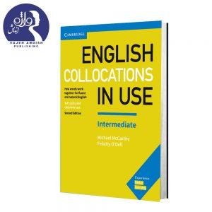کتاب زبان English Collocations in Use Intermediate