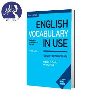 کتاب زبان English Vocabulary in Use Upper-intermediate