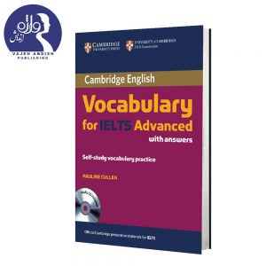 کتاب زبان Vocabulary for IELTS Advanced
