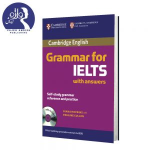 کتاب زبان Grammar for IELTS