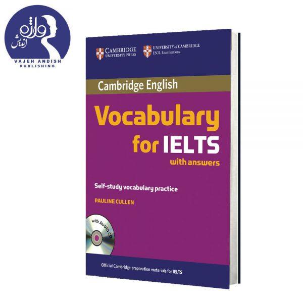 کتاب زبان Vocabulary for IELTS