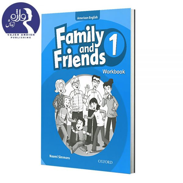 کتاب کار American Family and Friends 1