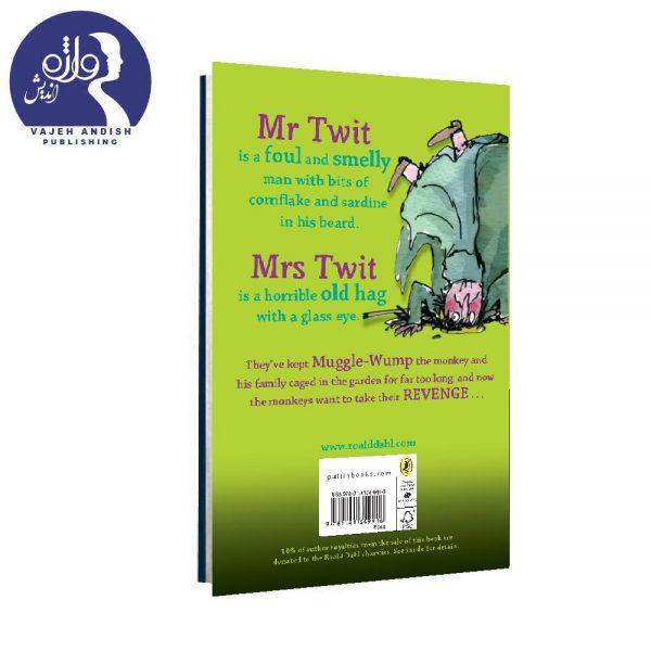 کتاب The Twits اثر Roald Dahl